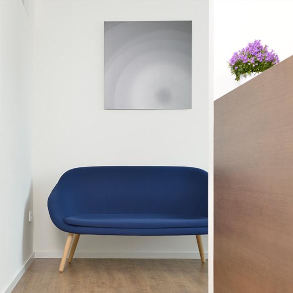 Frauenarztpraxis Giesing Wartebereich